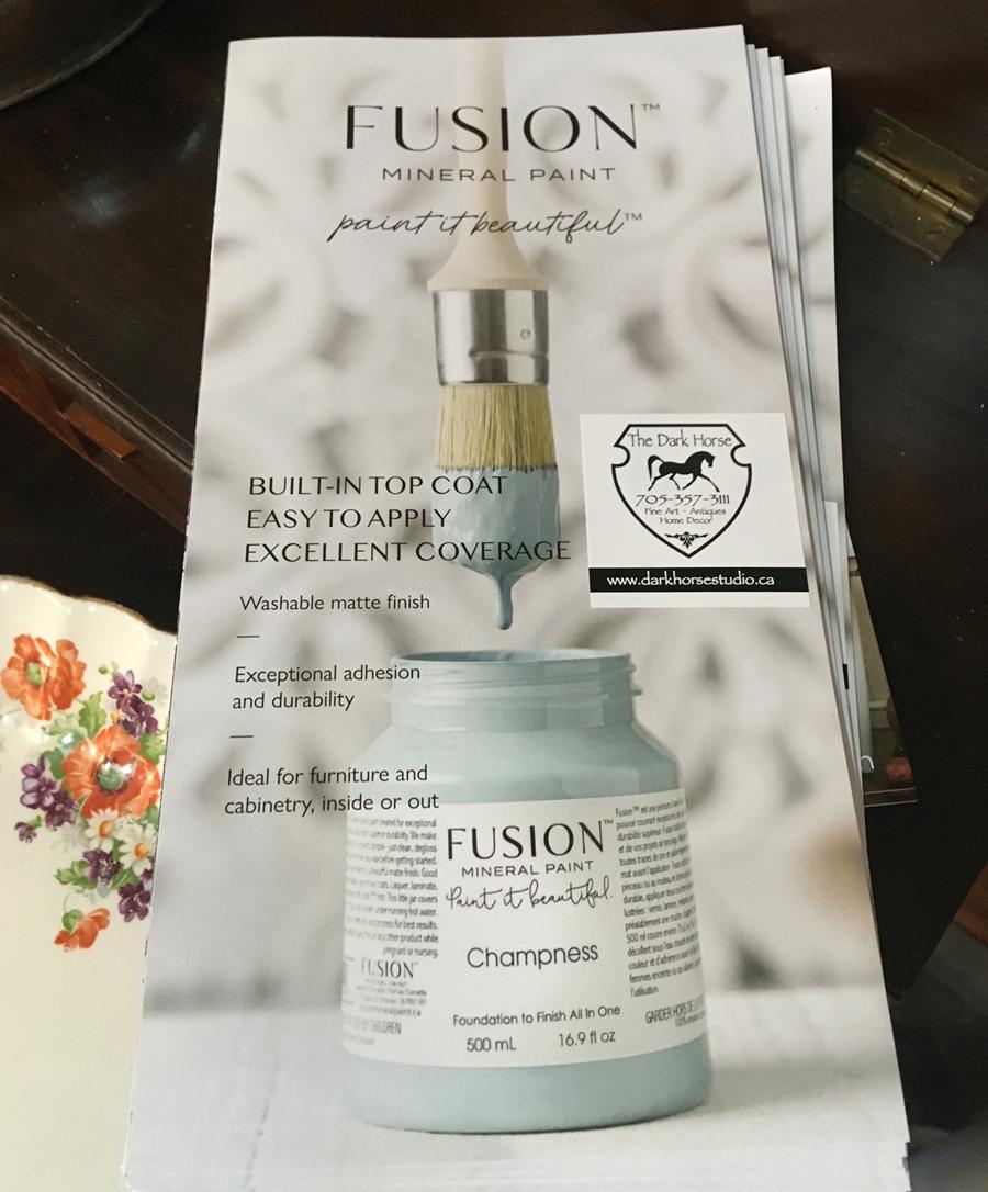 Fusion Paint Brochure