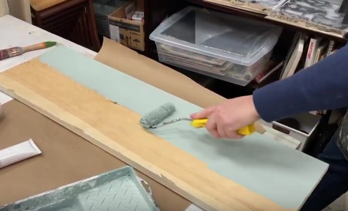 rolling fusion mineral paint